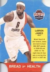 2011-12 Panini Past & Present Basketball Cards 7