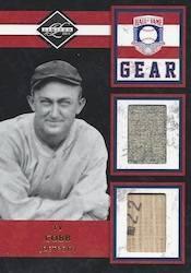 2011 Panini Limited Baseball Cards 12