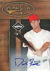 2011 Panini Limited Baseball Cards 18