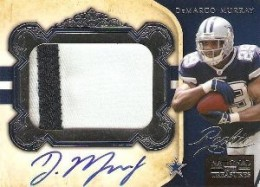 DeMarco Murray Cards and Memorabilia Guide 1