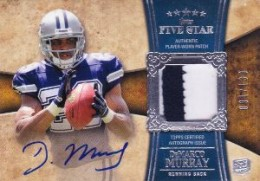 DeMarco Murray Cards and Memorabilia Guide 2