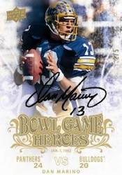 2011 Upper Deck College Football Legends 6