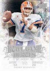 2011 Upper Deck College Football Legends 5