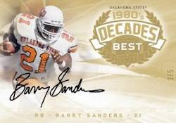 2011 Upper Deck College Football Legends 9