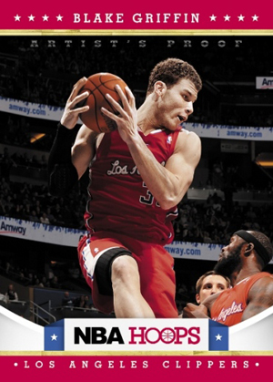 2012-13 NBA Hoops Basketball Cards 3