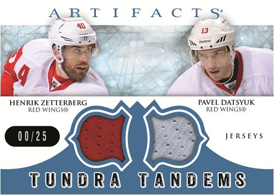 2012-13 Upper Deck Artifacts Hockey Cards 6
