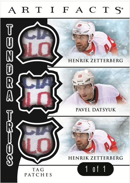 2012-13 Upper Deck Artifacts Hockey Cards 7