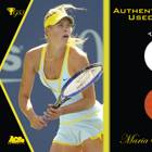 2012 Ace Authentic Grand Slam 3 Tennis Cards