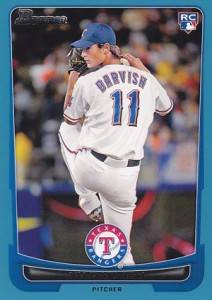 Rainbow Connection: 2012 Bowman Baseball Yu Darvish Visual Guide 4