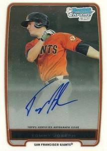 2012 Bowman Baseball Chrome Prospect Autographs Gallery and Guide 28