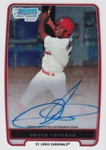 2012 Bowman Baseball Chrome Prospect Autographs Gallery and Guide 30