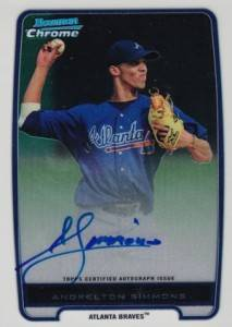 2012 Bowman Baseball Chrome Prospect Autographs Gallery and Guide 37