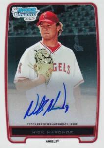 2012 Bowman Baseball Chrome Prospect Autographs Gallery and Guide 4