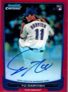 Rainbow Connection: 2012 Bowman Baseball Yu Darvish Visual Guide 15