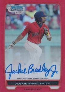 What Are the Top Selling 2012 Bowman Baseball Cards? 7