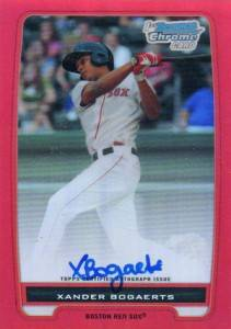What Are the Top Selling 2012 Bowman Baseball Cards? 8