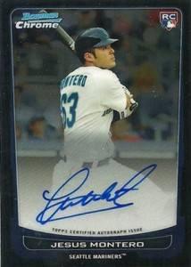 2012 Bowman Baseball Bowman Chrome Rookie Autographs Gallery 3