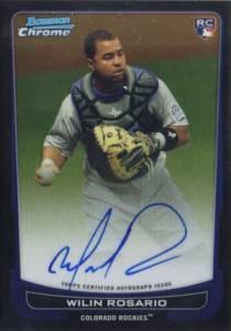 2012 Bowman Baseball Bowman Chrome Rookie Autographs Gallery 11
