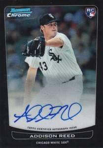 2012 Bowman Baseball Bowman Chrome Rookie Autographs Gallery 12