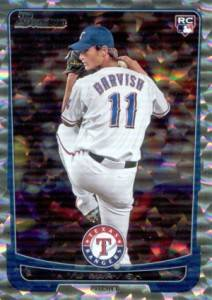 Rainbow Connection: 2012 Bowman Baseball Yu Darvish Visual Guide 7