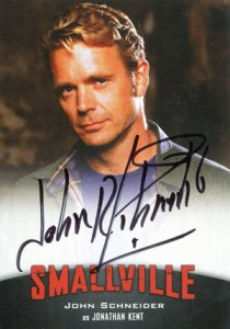 2012 Cryptozoic Smallville Seasons 7-10 Autographs Gallery and Guide 12
