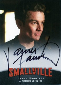 2012 Cryptozoic Smallville Seasons 7-10 Autographs Gallery and Guide 13