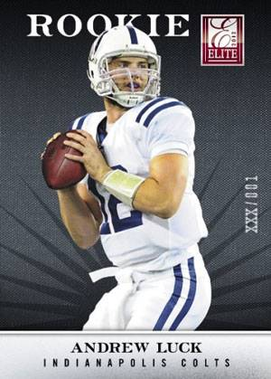 2012 Elite Football Cards 4