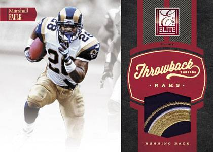 2012 Elite Football Cards 13