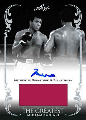 2012 Leaf Muhammad Ali the Greatest Boxing Cards 20