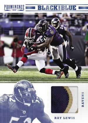 2012 Panini Prominence Football Cards 5