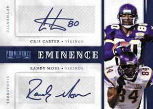 2012 Panini Prominence Football Cards 6