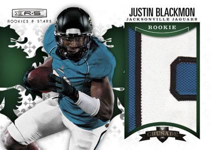 2012 Panini Rookies & Stars Football Cards 7