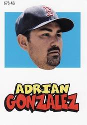 2012 Topps Archives Baseball Cards 11