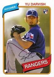 2012 Topps Archives Baseball Cards 3