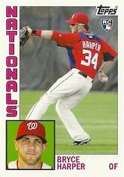 2012 Topps Archives Baseball Cards 4