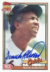 2012 Topps Archives Baseball Cards 7
