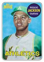 2012 Topps Archives Baseball Cards 14