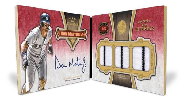 2012 Topps Five Star Baseball Cards 13