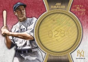 2012 Topps Five Star Baseball Cards 7