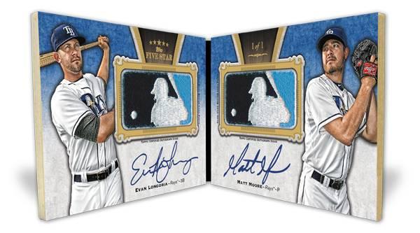 2012 Topps Five Star Baseball Cards 11