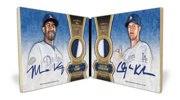 2012 Topps Five Star Baseball Cards 10