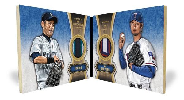 2012 Topps Five Star Baseball Cards 12