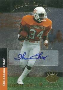 2012 Upper Deck Football Autograph Short Prints 2