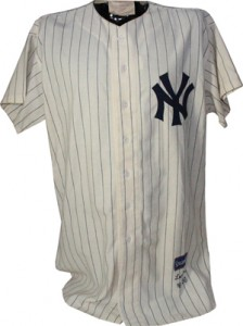 Want to Own Don Larsen's 1956 World Series Perfect Game Jersey? 1