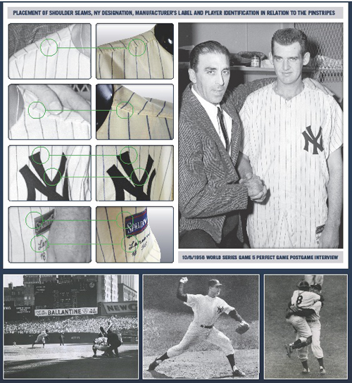 Want to Own Don Larsen's 1956 World Series Perfect Game Jersey? 3
