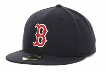 New Era Caps Boston Red Sox