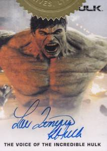 Avengers Autographs: Collecting the Stars of the Blockbuster Movie 19