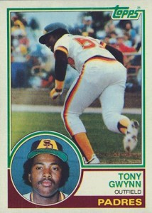 Top 10 Baseball Rookie Cards of the 1980s 1