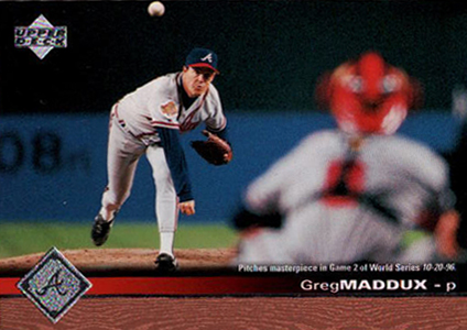 Upper Deck Baseball Cards Designs From 1989 To 2010