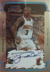 Dwyane Wade Rookie Cards and Autograph Memorabilia Buying Guide 3